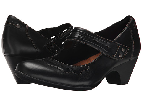 Cobb Hill - Demi (Black) Women's Maryjane Shoes