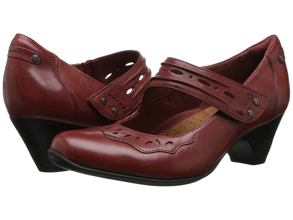 Rockport Cobb Hill Collection Demi (Red) Women