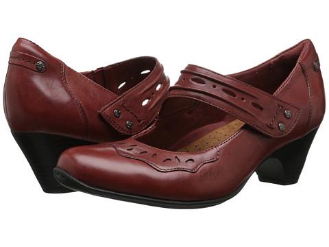 Cobb Hill - Demi (Red) Women's Maryjane Shoes