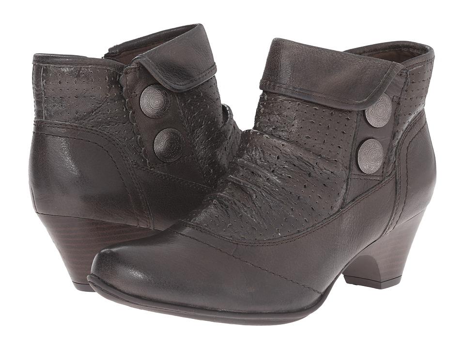 Rockport Cobb Hill Collection - Daniela (Birch Antiqued) Women's Zip Boots