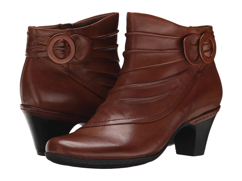 Rockport Cobb Hill Collection - Sabrina (Almond) Women's Zip Boots