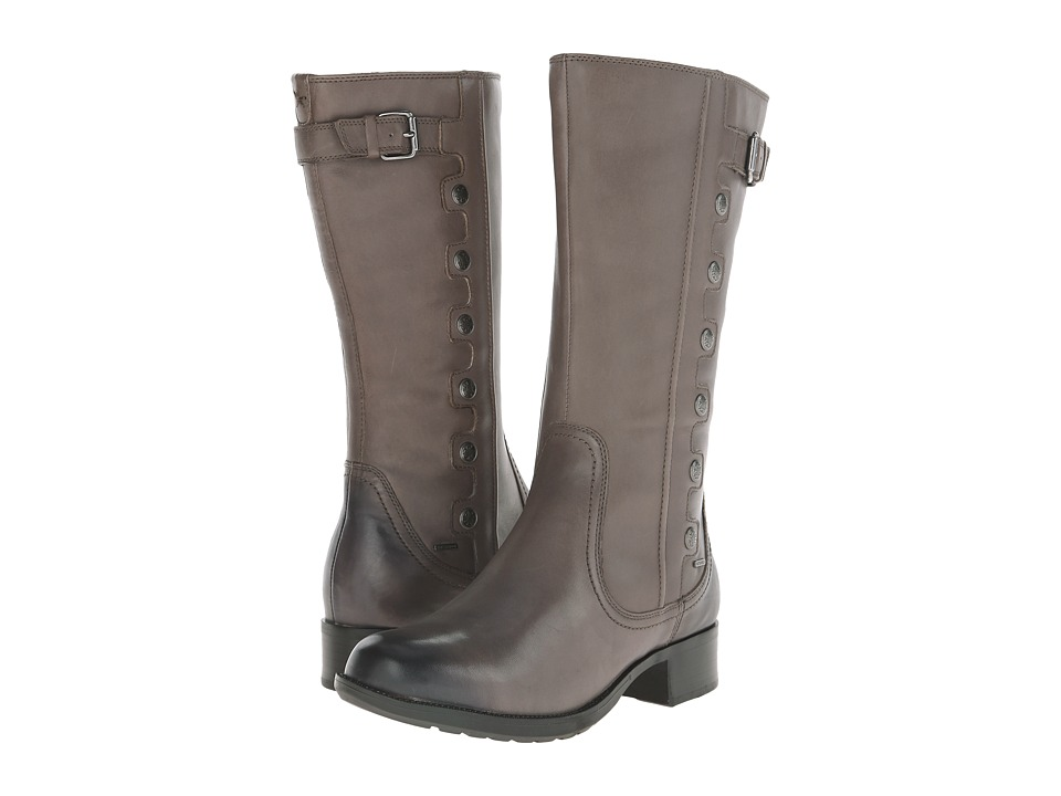 Rockport Cobb Hill Collection - Calista (Grey) Women's Pull-on Boots