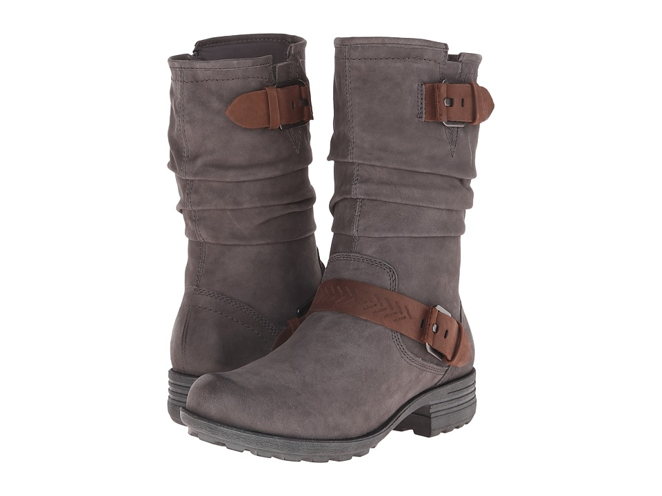 Rockport Cobb Hill Collection - Brooke (Grey) Women's Zip Boots