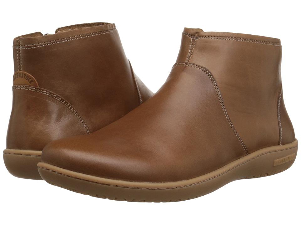 Birkenstock - Bennington (Nut Leather) Women's Zip Boots