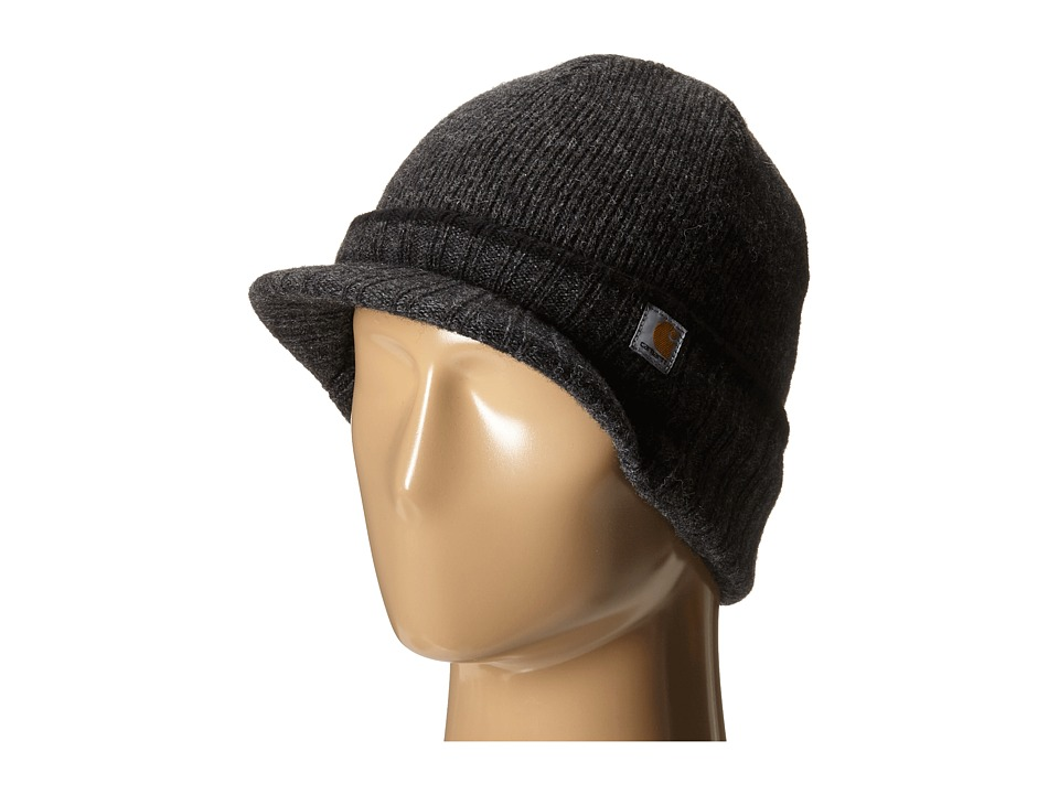 Carhartt - Marshfield Hat (Charcoal Heather) Beanies