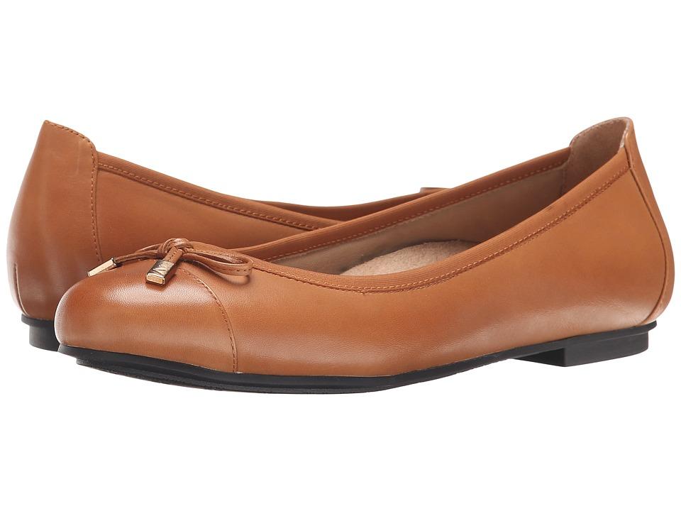 VIONIC - Minna (Tan) Women's Flat Shoes