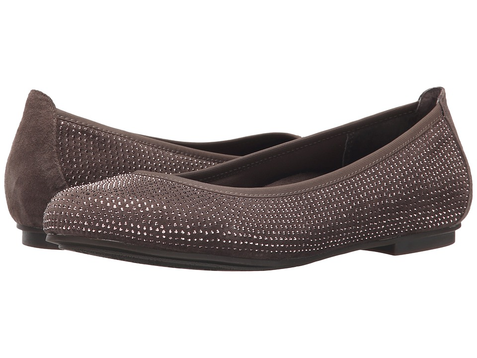 VIONIC - Spark Willow Ballet Flat (Taupe) Women's Dress Flat Shoes