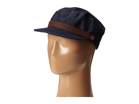 Brixton - Busker Cap (Dark Denim) Caps