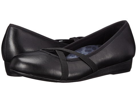 VIONIC - Solace Dakota Low Wedge (Black) Women