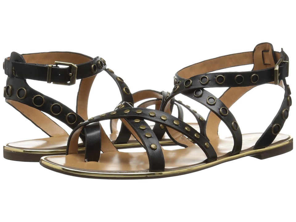 Report - Cash (Black) Women's Sandals