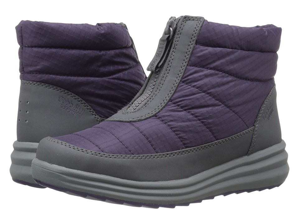 Rockport Cobb Hill Collection Beth (Purple) Women