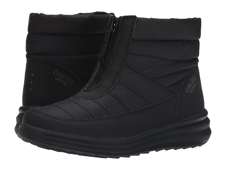 Rockport Cobb Hill Collection - Beth (Black) Women's Zip Boots