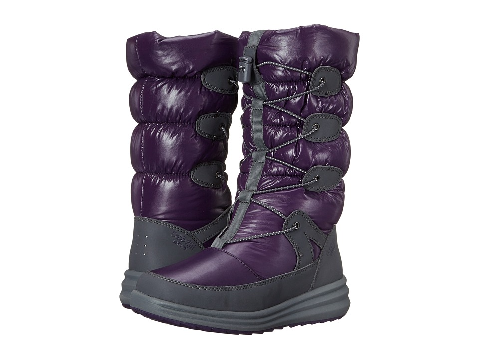 Cobb Hill - Brenda (Purple) Women's Waterproof Boots