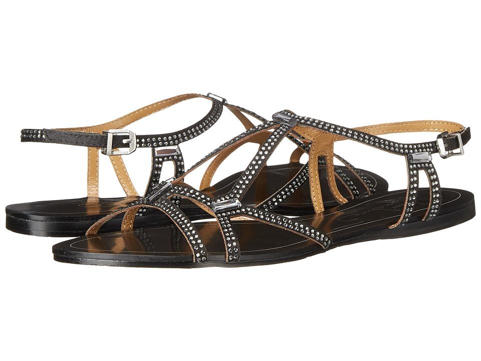 Report - Sarasota (Black) Women's Sandals
