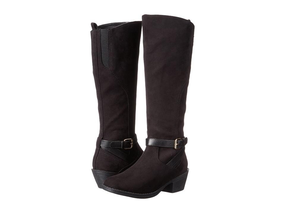 Ivanka Trump Kids - Tarilynn Tall (Little Kid/Big Kid) (Black) Girls Shoes