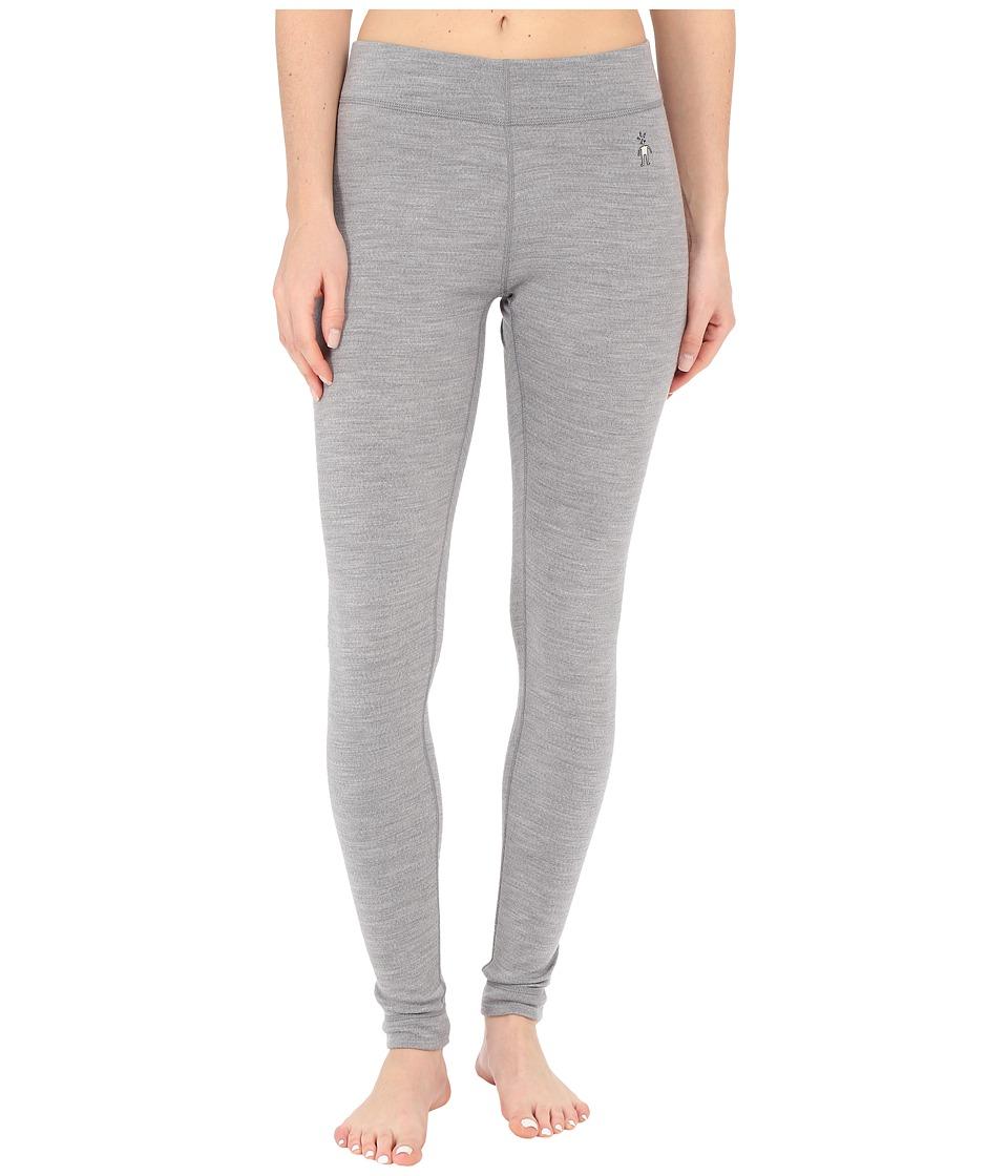 Smartwool - NTS Mid 250 Bottoms (Light Gray Heather) Women's Casual Pants