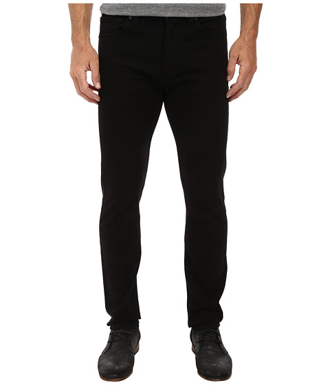 A Gold E - Skinny Fit in Black (Black) Men's Jeans