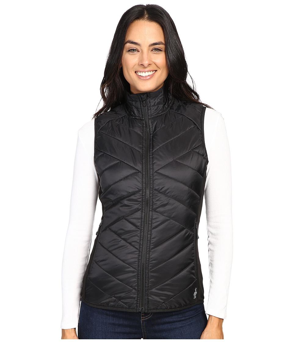 Smartwool - Corbet 120 Vest (Black) Women's Vest
