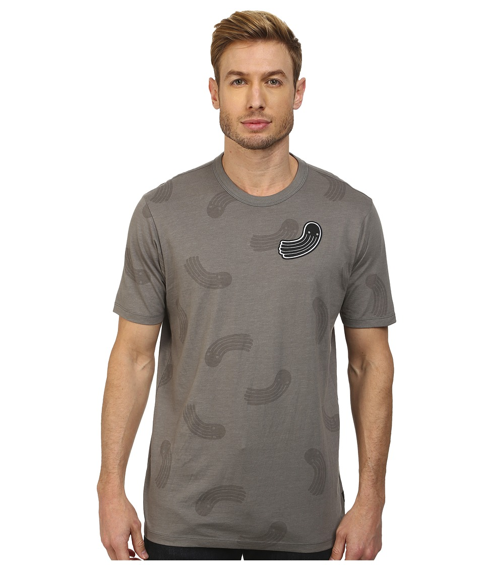 G-Star - Occotis Swims Tee (Heron Heather) Men