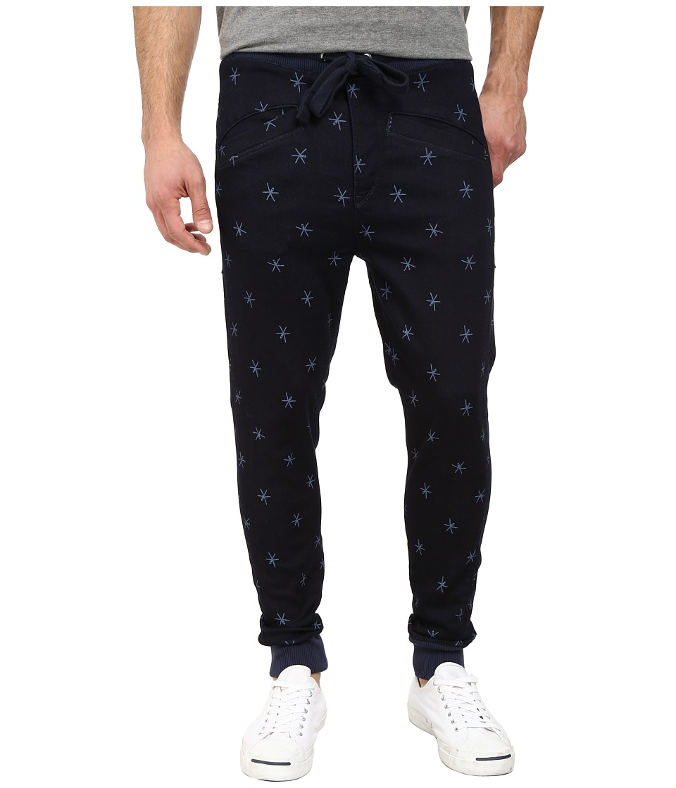 G-Star - Davin 3D Sweat Pants (Rinsed/Silicon) Men's Casual Pants