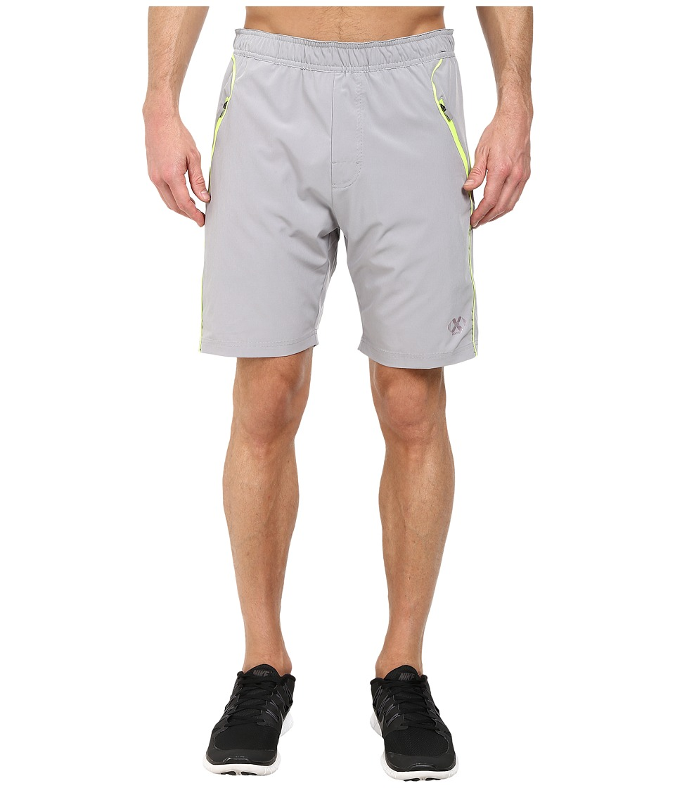 2(X)IST - Trainer Tech Shorts (Pebble) Men's Shorts