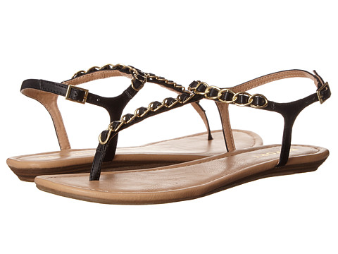 Report - Lawrence (Black) Women's Sandals