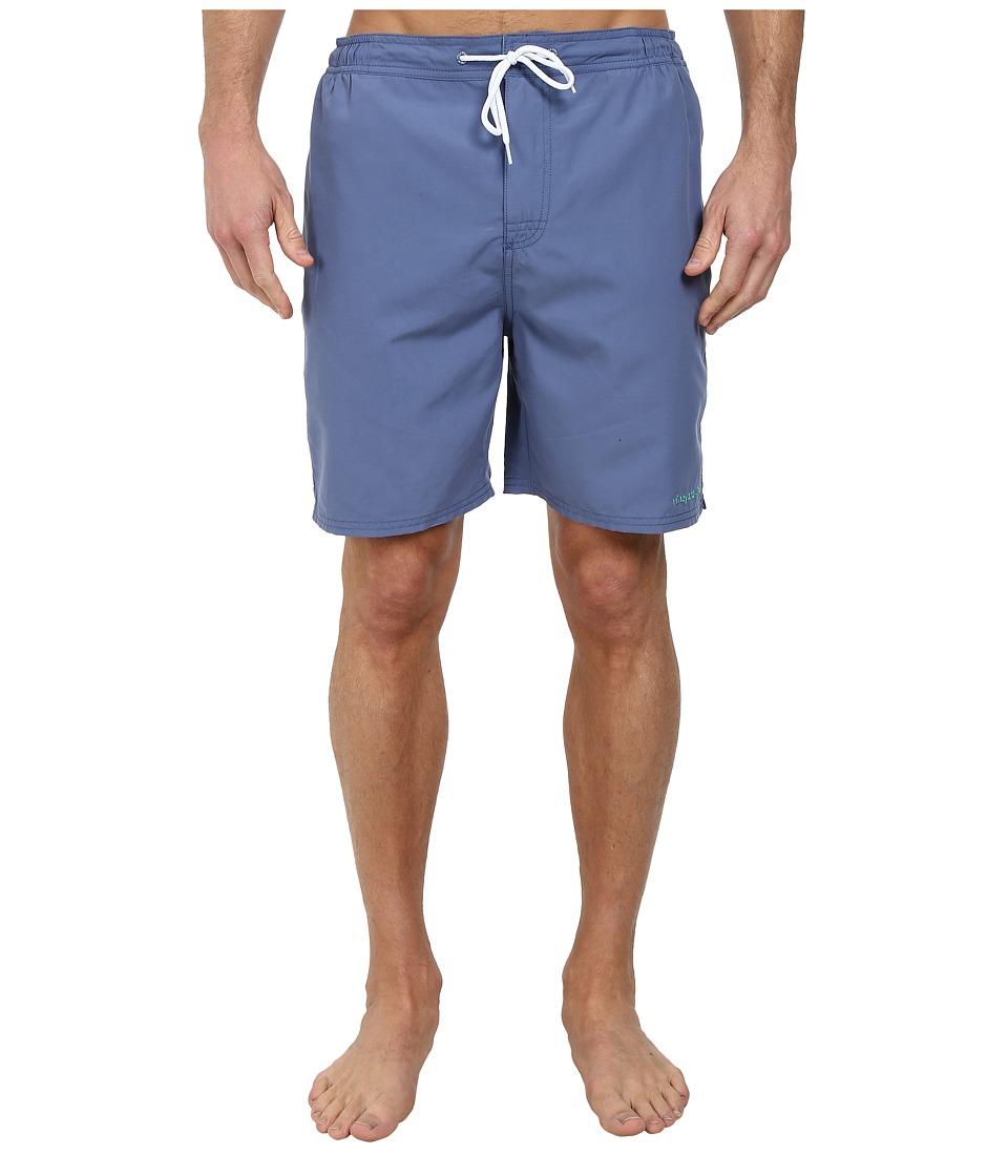 Vineyard Vines - Solid Cabana Shorts (Flag Blue) Men's Swimwear