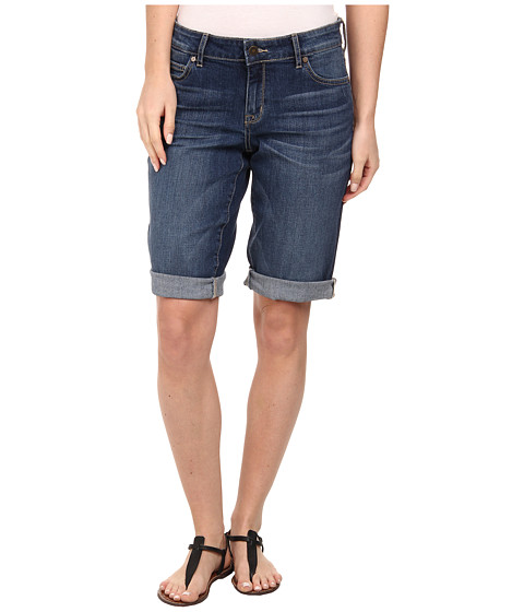 CJ by Cookie Johnson - Honor Roll Up Bermuda in Pop (Pop) Women's Shorts