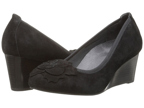 VIONIC - Elevated Hayes Wedge (Black) Women