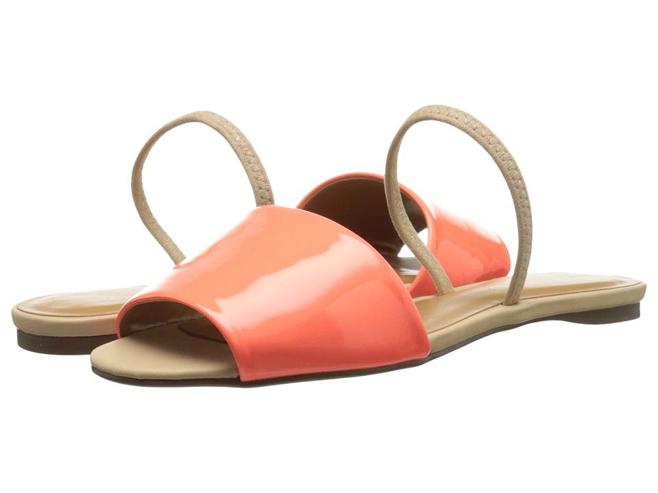 Report - Skylen (Coral) Women's Sandals