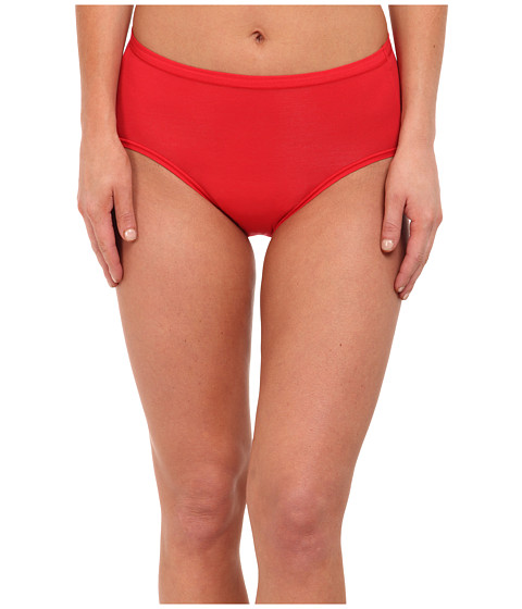 Wacoal - La Femme Hi-Cut B-Fitting Brief 834241 (Chinese Red) Women's Underwear