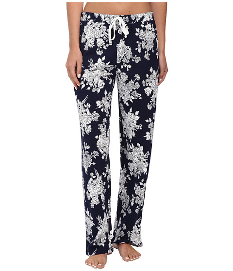 Jockey - Parisian Bouquet Long Pants (Parisian Bouquet) Women's Pajama