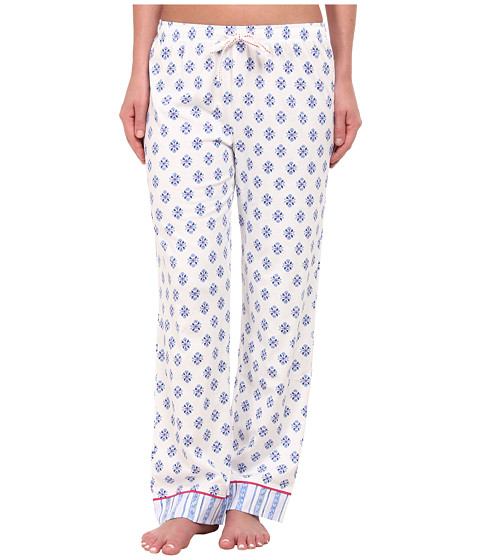Jockey - Geo Print Long Pants (Talis Geo) Women's Pajama