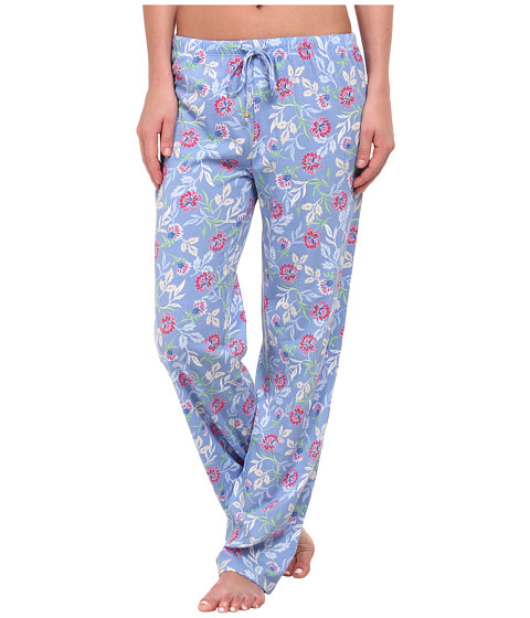 Jockey - Printed Long Pants (Madura Sister Floral) Women's Pajama