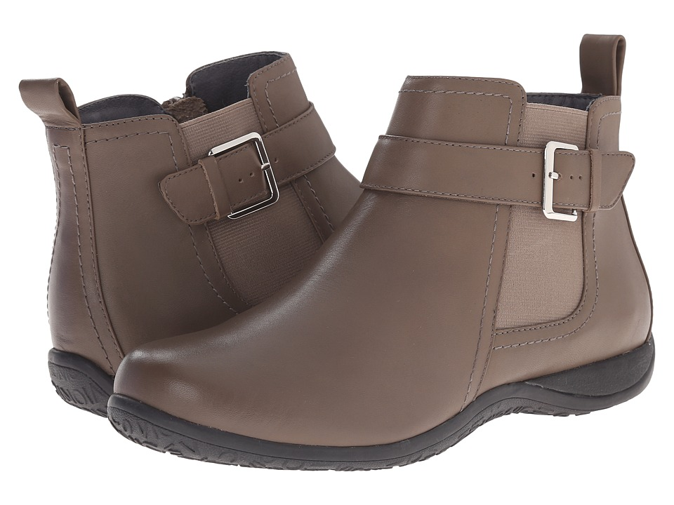 VIONIC - Adrie Ankle Boot (Taupe) Women