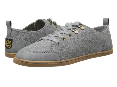 Rocket Dog - Heather (Grey Heather) Women's Lace up casual Shoes