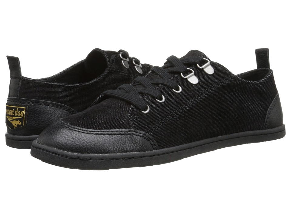 Rocket Dog - Heather (Black Roadrunner) Women's Lace up casual Shoes