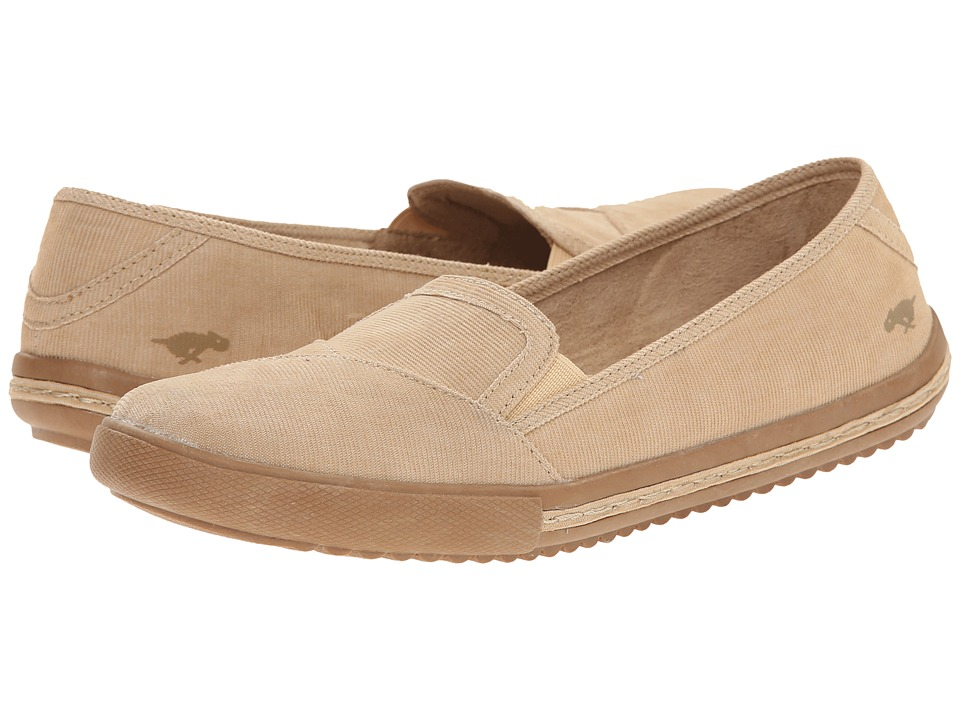 Rocket Dog - Pali (Natural Roadrunner) Women's Slip on Shoes