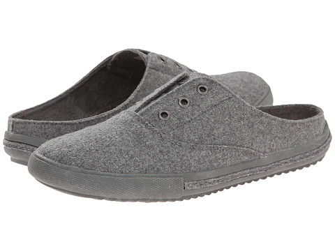 Rocket Dog - Pompeii (Grey Heather) Women's Slip on Shoes