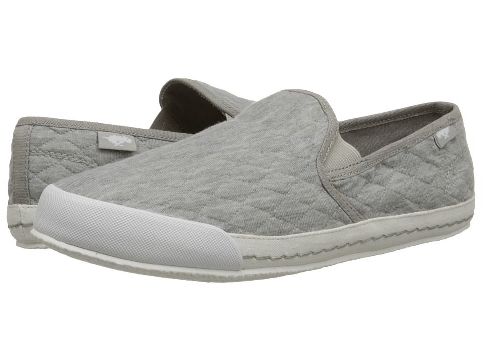 Rocket Dog - Scoop (Grey Cardio Quilt) Women's Slip on Shoes