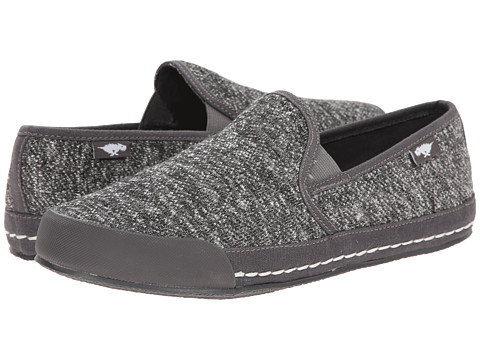 Rocket Dog - Scoop (Black Trails) Women's Slip on Shoes