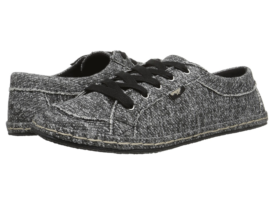 Rocket Dog - Willie (Black Trails) Women's Lace up casual Shoes