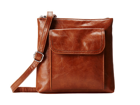 Relic - Erica North/South Mini (Cognac) Handbags
