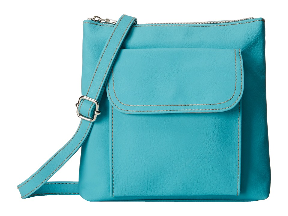 Relic - Erica North/South Mini (Ocean Blue) Handbags