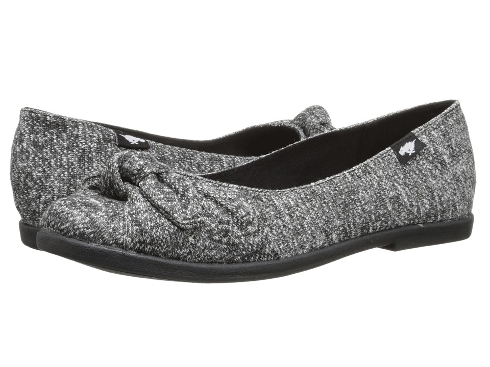 Rocket Dog - Jiggy (Black Trails) Women's Flat Shoes