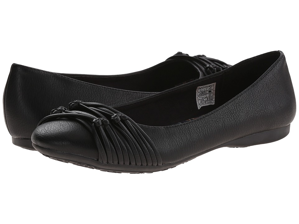 Rocket Dog - Richelle (Black Sierras) Women's Flat Shoes