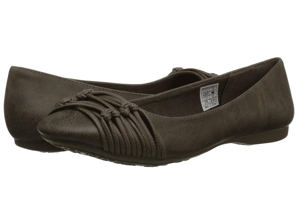 Rocket Dog - Richelle (Grey Sierras) Women's Flat Shoes