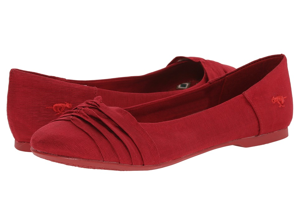 Rocket Dog - Tictoc (Red Moonlight) Women's Flat Shoes