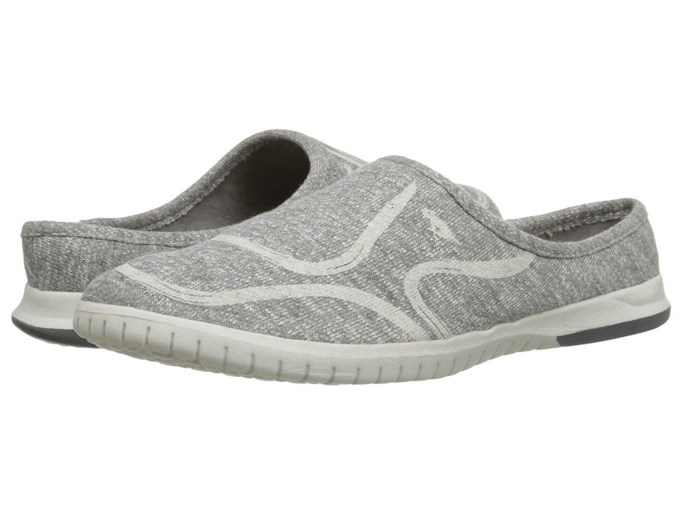 Rocket Dog - Tadley (Grey Trails) Women's Slip on Shoes