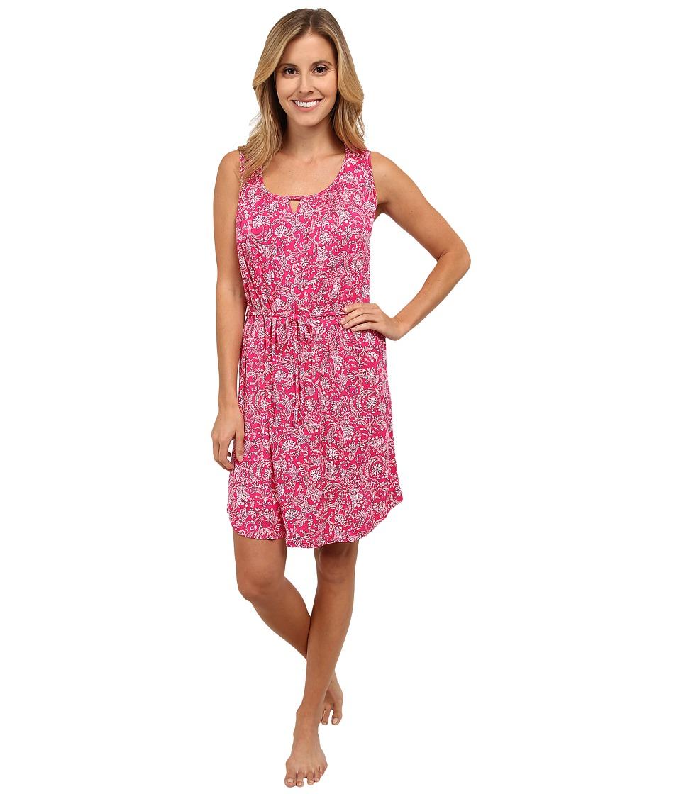 Jockey - Printed Chemise (Paisley Twirl) Women's Pajama